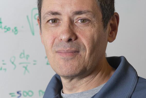 Dr. Jose-Luis Jimenez, aerosol scientist and chemistry professor at the University of Colorado at Boulder
